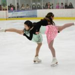 Figure Skating Team Wins 4th in the State!