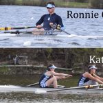 Crew athletes Kate Burns and Ronnie Cantrell selected for U19 National Team Trials