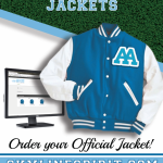 New Vendor for Skyline Athletic Jackets!