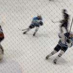 Skyline High School Boys Varsity Hockey beat Shrine Catholic High School 12-2