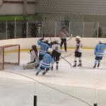 Skyline High School Boys Varsity Hockey falls to Milford High School 6-3