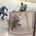 Skyline High School Boys Varsity Hockey beat Bedford High School 7-4
