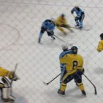 Skyline High School Boys Varsity Hockey falls to Chelsea High School 5-4