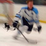 Skyline High School Boys Varsity Hockey beat Pioneer High School 4-3