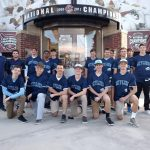 Eagle's Baseball Team Return