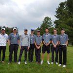 Boys Varsity Golf Wins Lincoln Splitter/Splitter Tournament