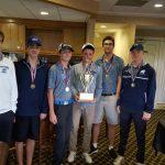 Boys Varsity Golf Team Wins AAHS Championship