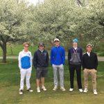 Boys Golf JV Team finishes 4th at Hudson Mills Invitational