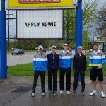 Boys Golf Blue Varsity Finishes Third at Orchard Lake CC