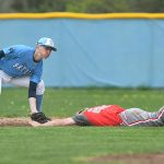 Skyline splits with Bedford at home