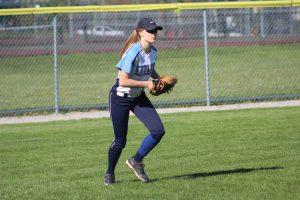 Softball- At Pioneer 5/8