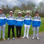 Boys Golf White Varsity Team Finishes 11th
