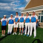 Boys Varsity Golf Team Places 3rd at Bedford Invitational