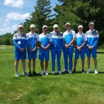 Boys Golf Finished Second at Regional Tournament