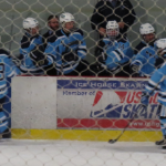 Skyline High School Boys Varsity Hockey beat Fenton High School 10-2