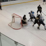 Skyline High School Boys Varsity Hockey beat East Lansing High School 8-0