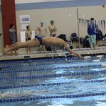 Boys Varsity Swimming beats Canton 127 – 56