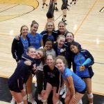 Girls Junior Varsity Volleyball vs Tecumseh 2 – #