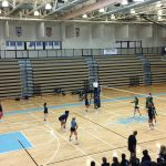 Girls Varsity Volleyball beats Ann Arbor Huron 3 – 1