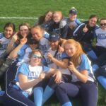 Girls Varsity Softball beats Ypsilanti Community 20 – 4