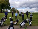 Girls' Varsity Golf: Pioneer Invitational