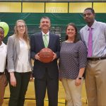 New Lady Defenders Basketball Coaching Staff