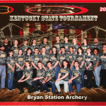 BSHS Archery Going to Nationals!!!
