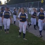 Station Wins Game 1 of Double Header