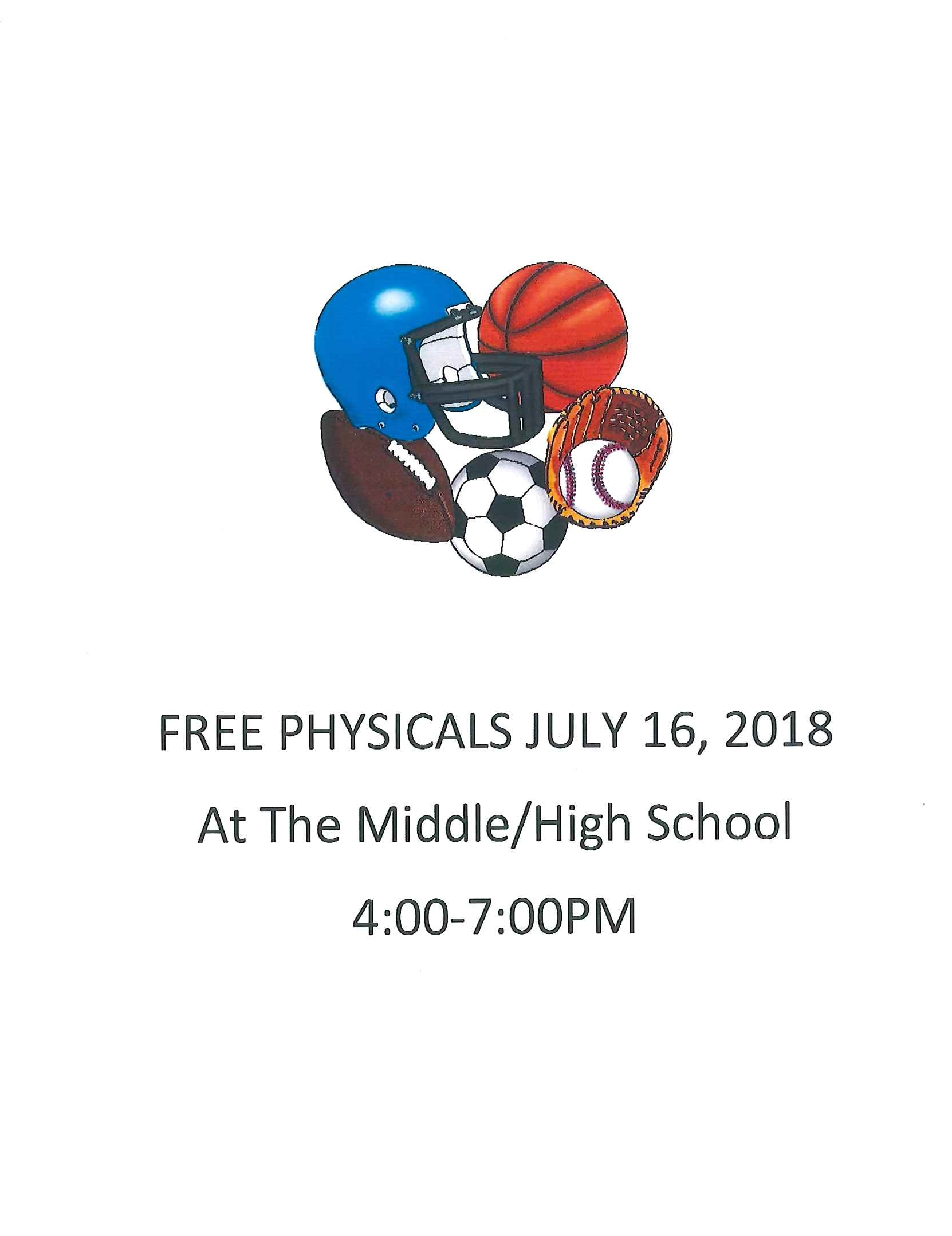 Free Physical Night!!