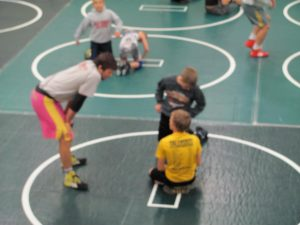 2013 White River Wrestling Camp
