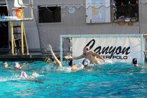 Canyon Varsity VS El Modena