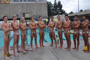 Water Polo Seniors 2016