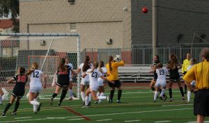 Canyon Girls Varsity Soccer VS. San Clemente HS – 12/14/2016