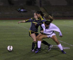 Canyon Girls Varsity Soccer vs. Foothill HS – 2 – 6 – 17