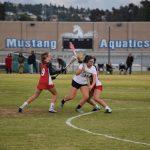 Girls Junior Varsity Lacrosse beats Yorba Linda 8 – 7