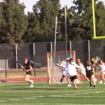 Girls Junior Varsity Lacrosse beats Segerstrom 9 – 3