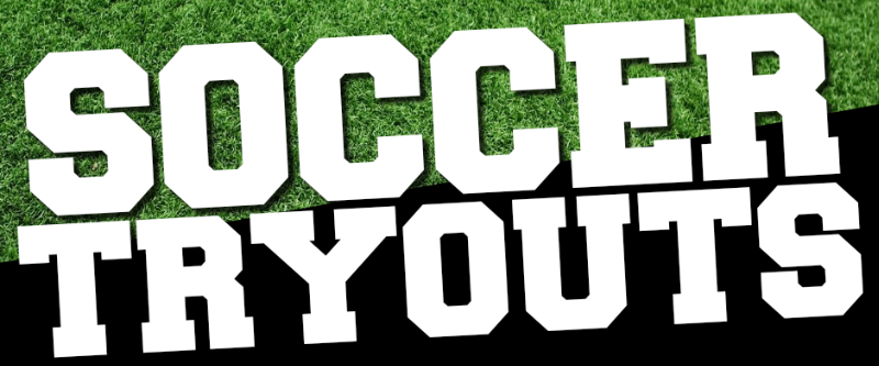 Boys and Girls Soccer Tryout Information