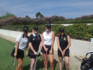 CHS Girls Golf Black vs. White Annual Matches (Aug. 20 & Oct 9)