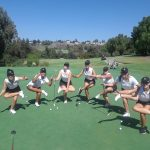 Girls Varsity Golf beats Brea Olinda 232 – 272