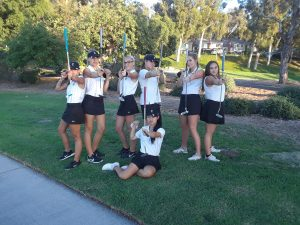 CHS Girls Varsity Golf vs Villa Park HS at AHGC on Sept 13