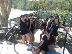 CHS Girls Varsity Golf vs Brea Olinda HS at Westridge G.C. on Sept 19