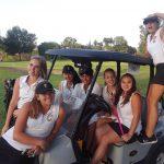 Girls Varsity Golf falls to Yorba Linda 215 – 226