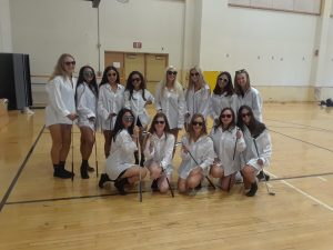CHS Girls Golf Pep Rally Dance