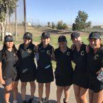 Girls Junior Varsity Golf falls to El Dorado 210 – 211