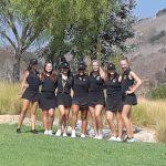 Girls Varsity Golf beats El Dorado 217 – 263
