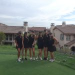 Girls Varsity Golf falls to Esperanza 213 – 220