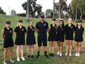 CHS JV Girls Golf vs YLHS at Birch Hills GC Oct. 2