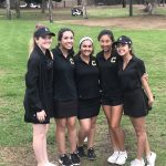Girls Junior Varsity Golf falls to Yorba Linda 212 – 223