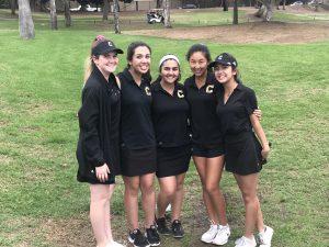CHS Girls JV Golf vs. YLHS at Birch Hills GC Oct. 3