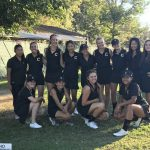 Girls Junior Varsity Golf beats El Modena 239 – 272